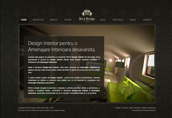 网站设计分析:网页设计中的半透明运用准则