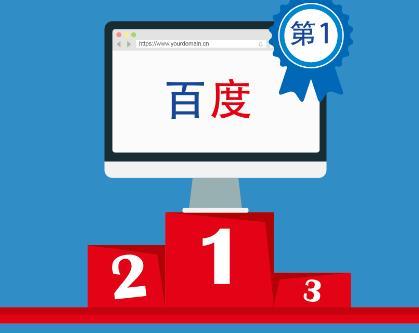 让你的网站在百度排名中名列前茅